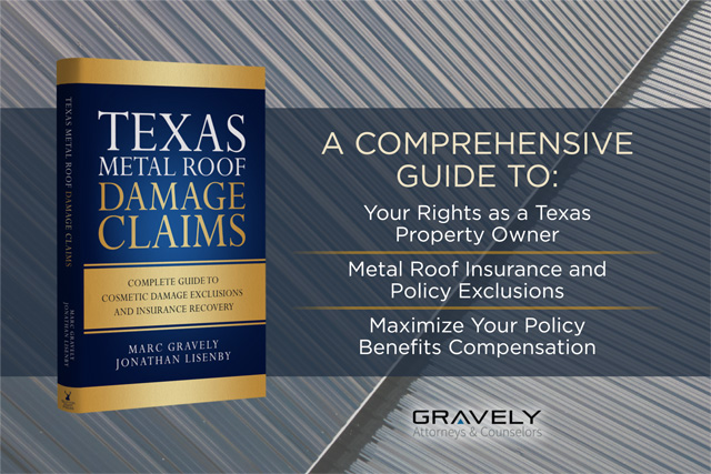 Texas Metal Roof Damage Claims: A Comprehensive Guide